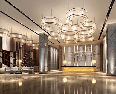 天海|星级酒店装修