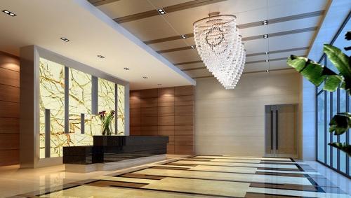 长锦|商务酒店装修